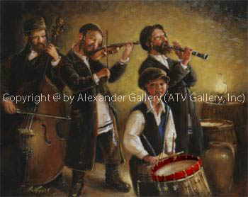 Klezmers. by H. Weiss